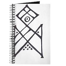 Financial Gain bindrune talisman Journal