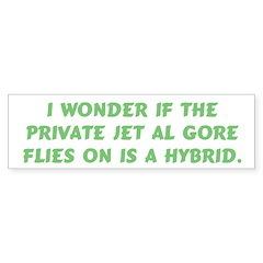 Gore Hybrid Jet Bumper Bumper Sticker