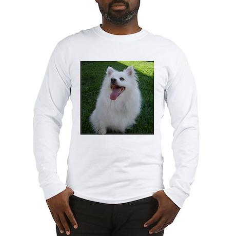 American Eskimo Dog Long Sleeve T-Shirt