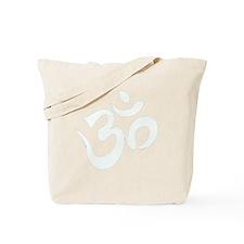 Om/Aum Symbol Tote Bag