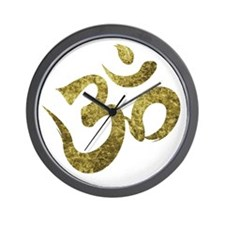 omgold Wall Clock