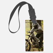 FX Bikes Forest Luggage Tag