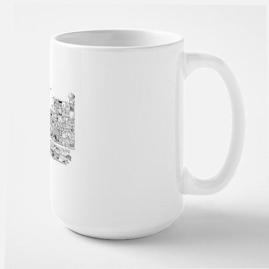 Periodic Table Large Mug