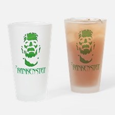 Frankenstein Drinking Glass
