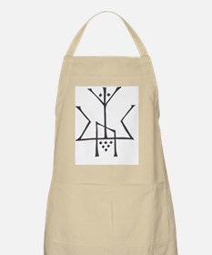 Good Health bindrune talisman Apron