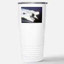 st uss houston sticker Travel Mug