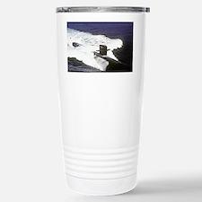 pc uss houston post card Travel Mug
