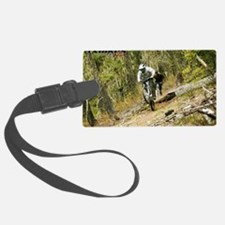 FX Bikes Forest Chase Luggage Tag