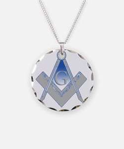Square and Compass Necklace