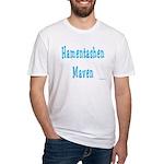 Hamentashen Maven Fitted T-Shirt