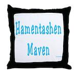 Hamentashen Maven Throw Pillow