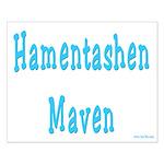 Hamentashen Maven Small Poster