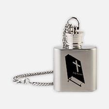 Pulp Fiction Yep Flask Necklace