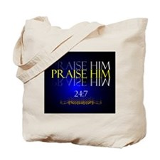 CLD-PraiseHimStrength-2011-77cboyer777 Tote Bag