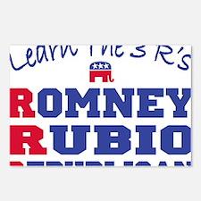 Romney Rubio Republican 2 Postcards (Package of 8)