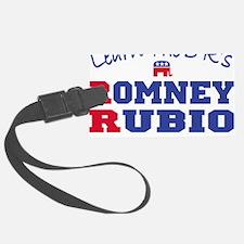 Romney Rubio Republican 2012 Luggage Tag