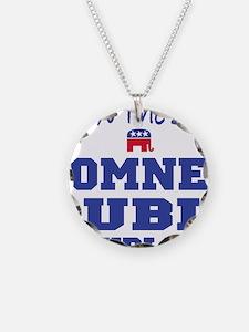 Romney Rubio Republican 2012 Necklace