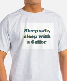 Sleep Safe Sailor T-Shirt