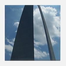 St. Louis Arch Tile Coaster