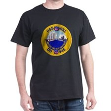uss hull patch transarent T-Shirt