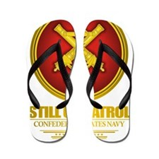 CSN -Still On Patrol (r) Flip Flops