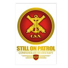 CSN -Still On Patrol (r) Postcards (Package of 8)