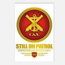 CSN -Still On Patrol (r) Postcards (Package of 8)