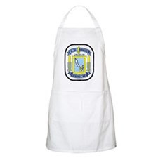 uss tattnall patch transparent Apron