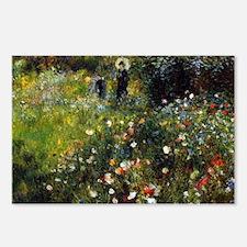 Renoir Summer Landscape Postcards (Package of 8)