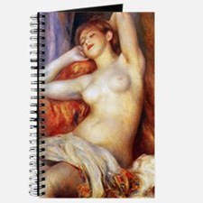 Sleeping Baigneuse Journal