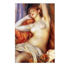 Sleeping Baigneuse Postcards (Package of 8)