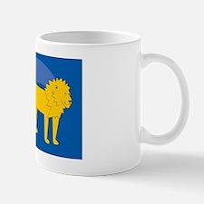Lion Laptop Skins Mug
