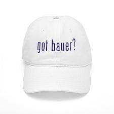 got bauer? Baseball Cap