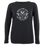 Lung cancer Plus Size Long Sleeves