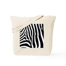 Zebra Pattern Gel Mousepad Tote Bag