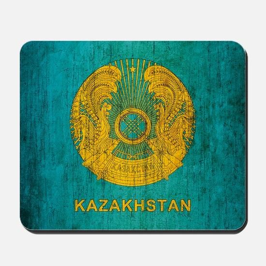 Kazakhstan Mousepad