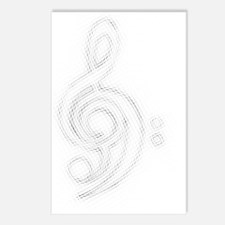 music bonding Postcards (Package of 8)