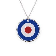 RAF Roundel Necklace