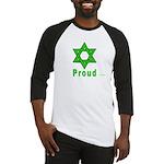 Proud Irish Jew Baseball Jersey