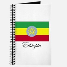 Ethiopia - Ethiopian Flag Journal