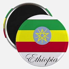 Ethiopia - Ethiopian Flag Magnet