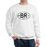 Brazil Intl Oval Sweatshirt