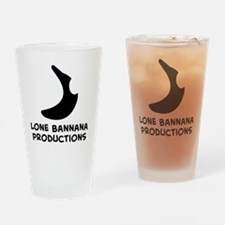 Lone Bannana Drinking Glass
