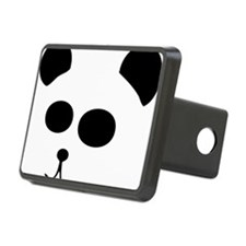 The Panda Hitch Cover