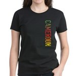 Cameroun Women's Dark T-Shirt