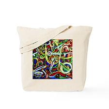 Afrobeat Tote Bag