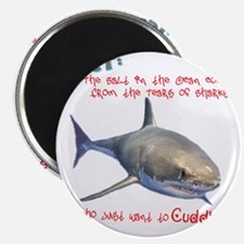 Tears of Sharks (non-Redundant) Magnet