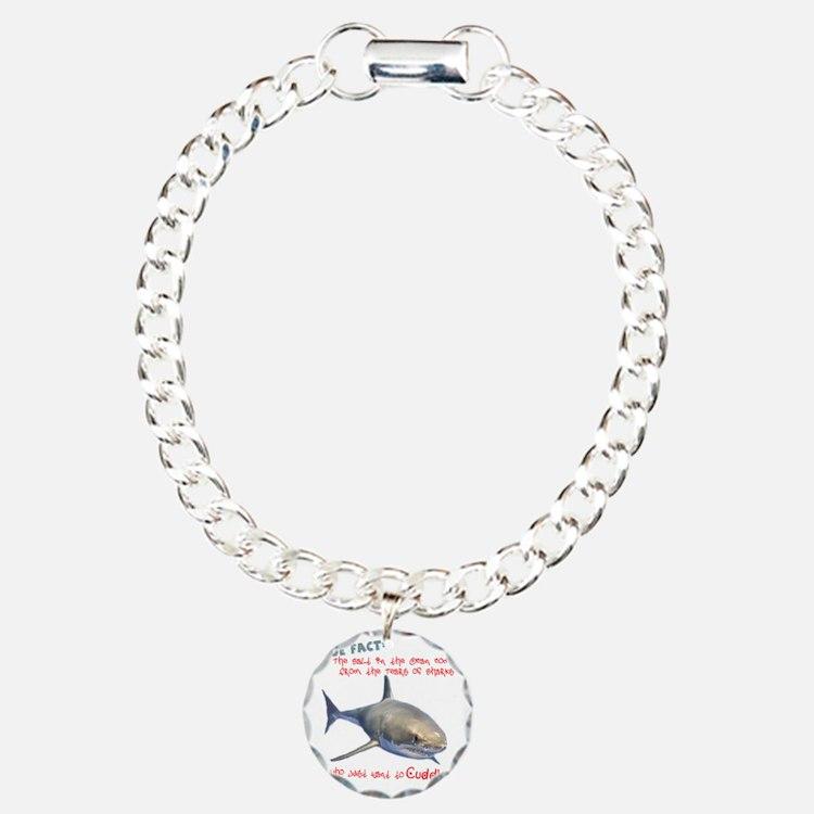 Shark Tears Bracelet