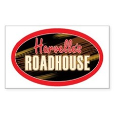 Harvelles Roadhouse Decal