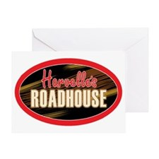 Harvelles Roadhouse Greeting Card